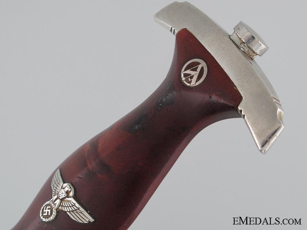An Early SA Dagger by Carl Wüsthof