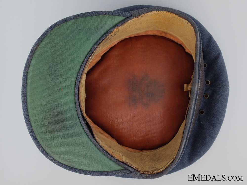 WWII Royal Canadian Air Force (RCAF) Officer's Visor