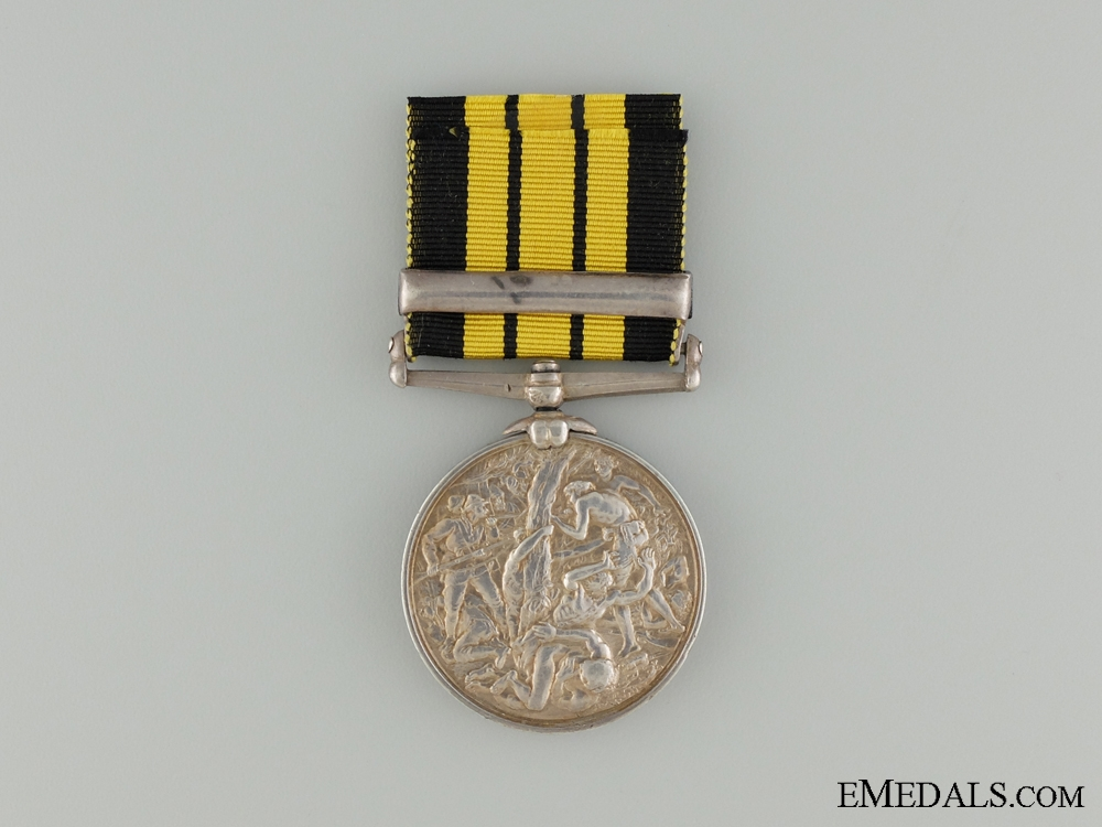 An 1873-74 Ashantee Medal to the Rifle Brigade