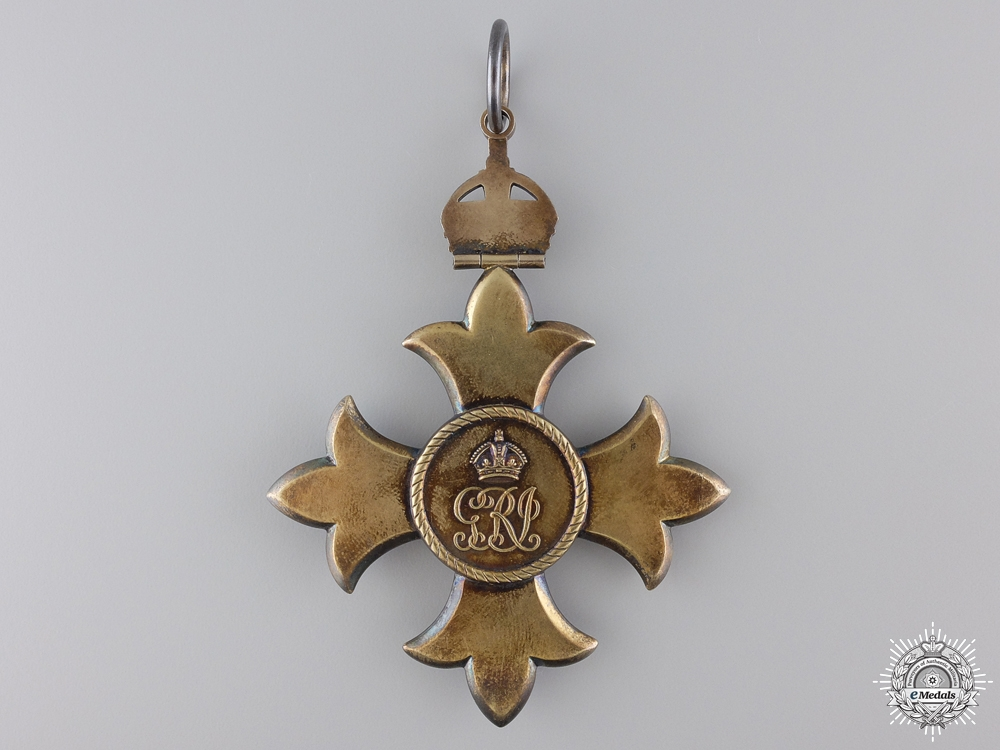 An Order of the British Empire CBE; Second Type