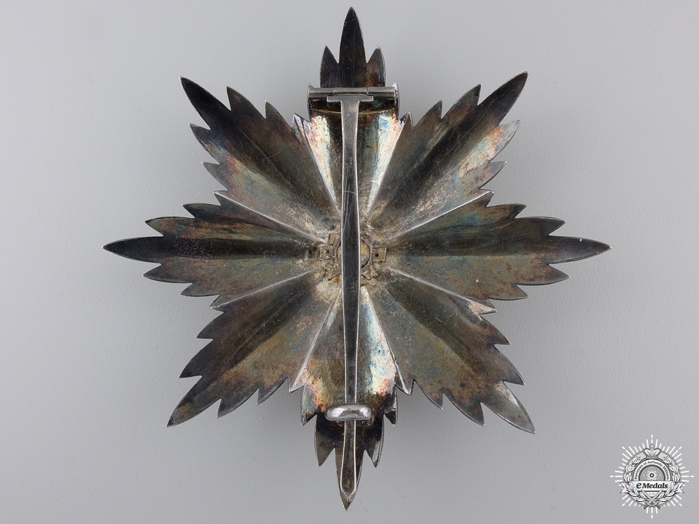 An Order of St.Maurice & Lazarus; Grand Cross c.1890