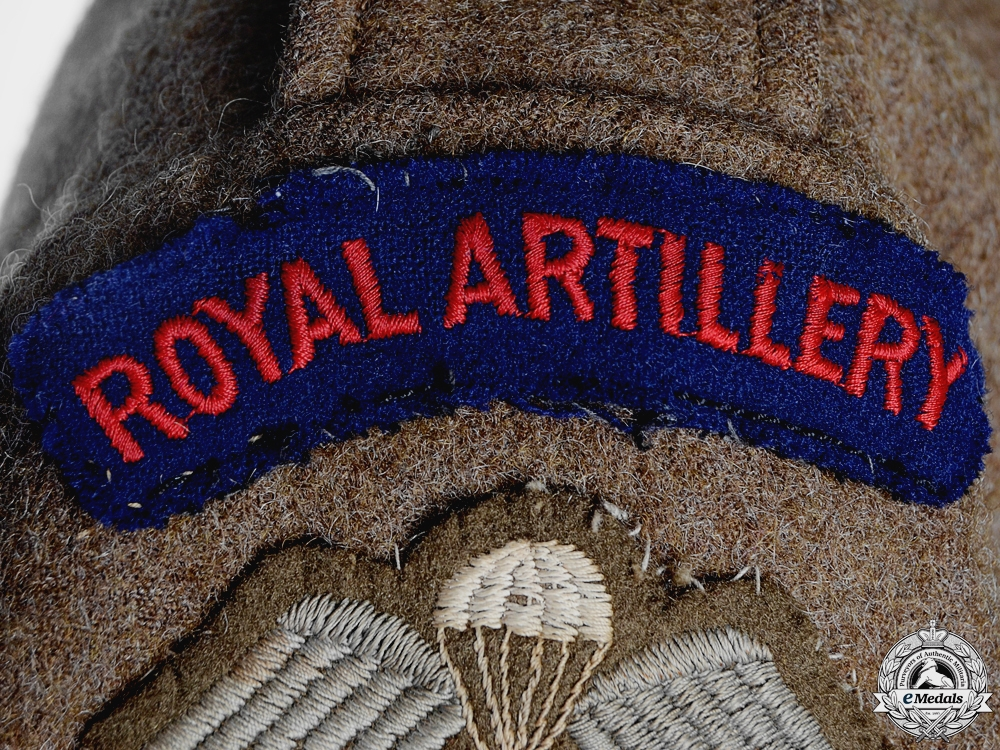 A Second World War & Korean War Group to the Royal Artillery