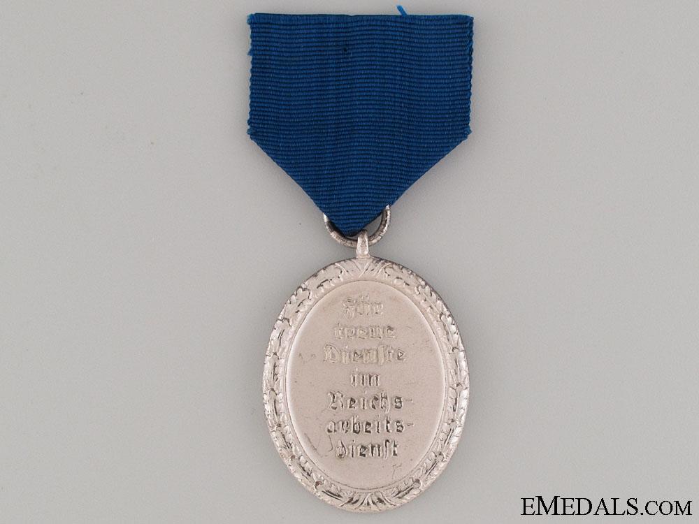 RAD Long Service Award - Third Class