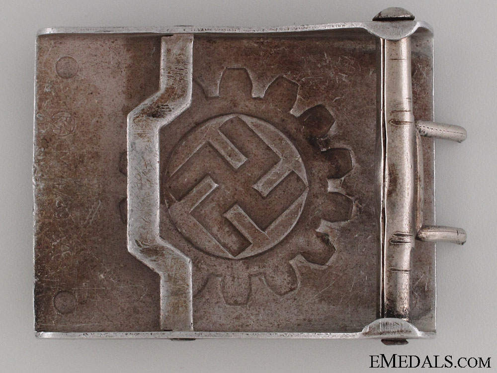 DAF Belt Buckle