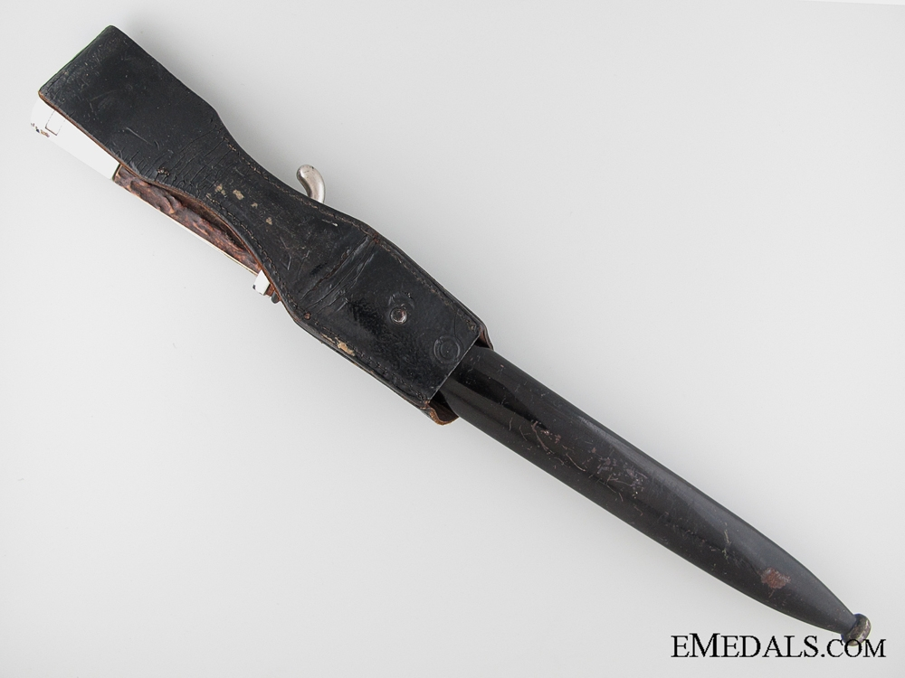 An Army Dress Bayonet by C. Gustav Spitzer