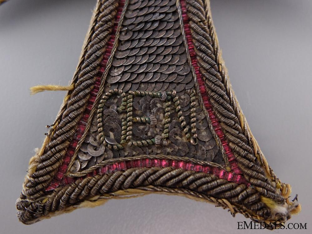 A Rare Danish Order of the Dannebrog