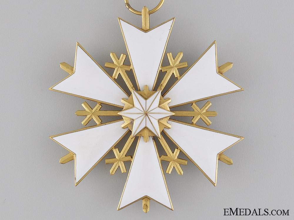 An Estonian Order of the White Star by Roman Tavast of Tallinn