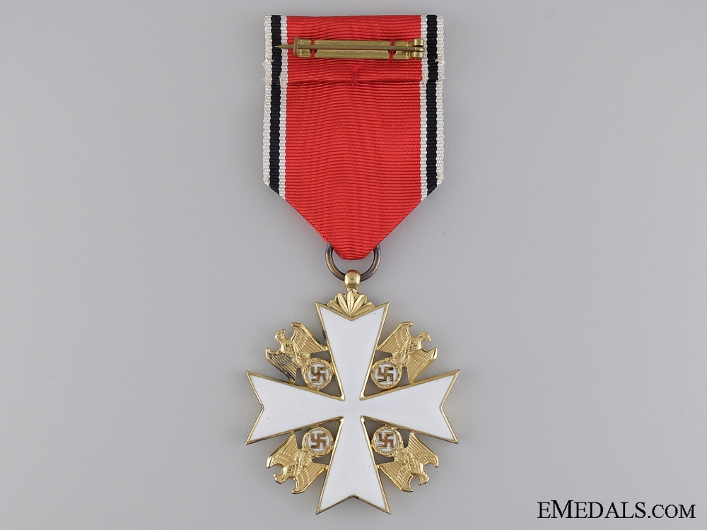 A German Eagle Order; 3rd Class to Adolf Mauritz Sahlberg