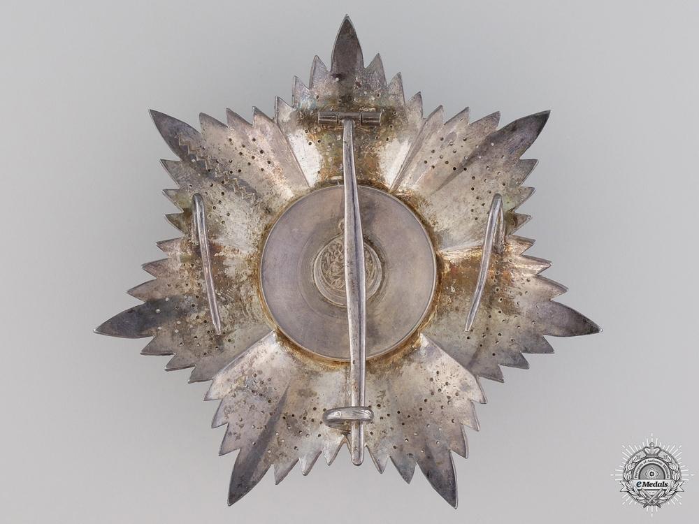 A Turkish Order of Medjidie (Mecidiye); Grand Cross