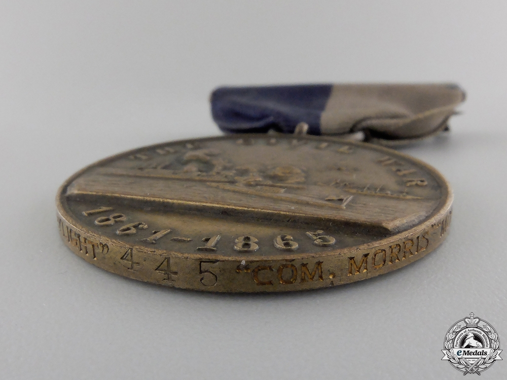 An American Civil War Military Loyal Legion Order Medal Pair