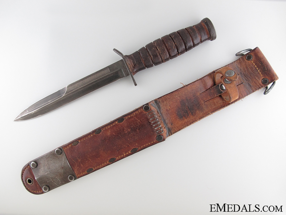 WWI American Imperial M3 Fighting Knife