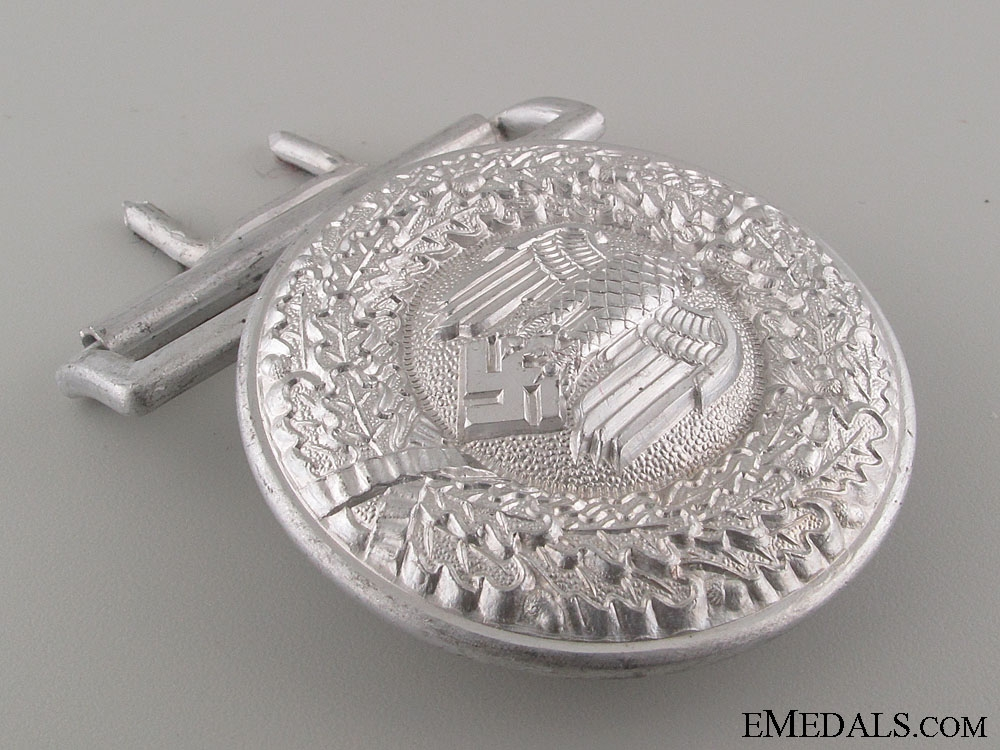 """Wehrmacht Army Officer""""¢¯s Buckle"""