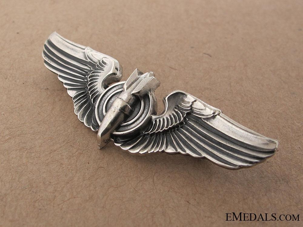 Bombadier Wings