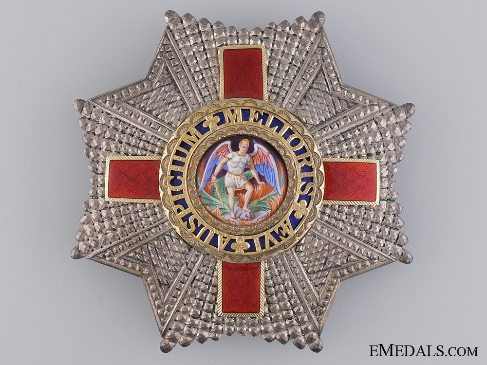The Order of St.Michael & St.George (K.C.M.C.); Commander's Set