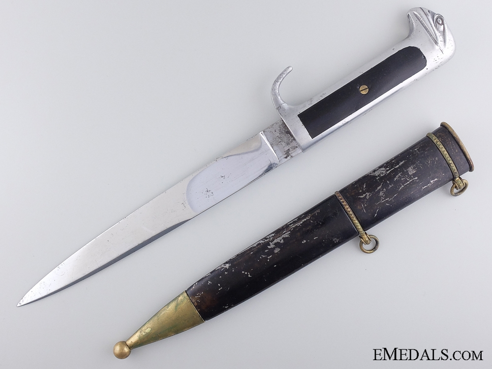 A Second War Italian Army Officer's Dagger