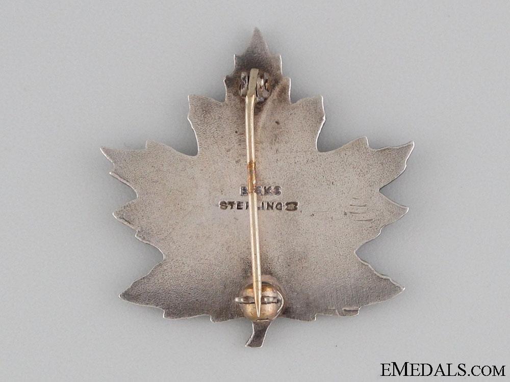 WWII Merchant Navy Sweetheart Pin