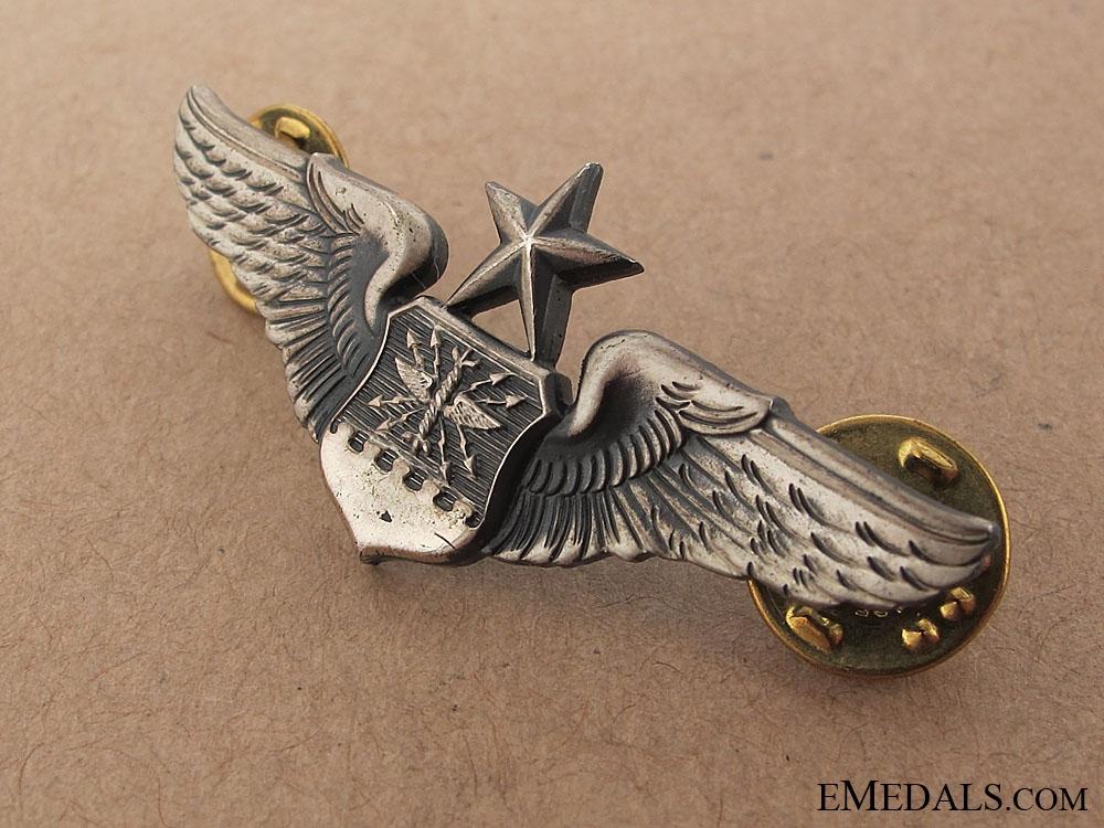 Senior Navigator/Observer Wings