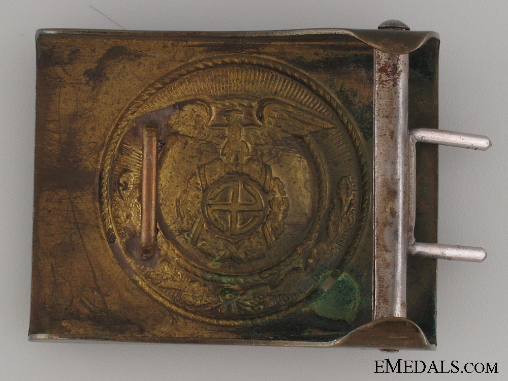 "SA Enlisted Man""¢¯s Belt Buckle"