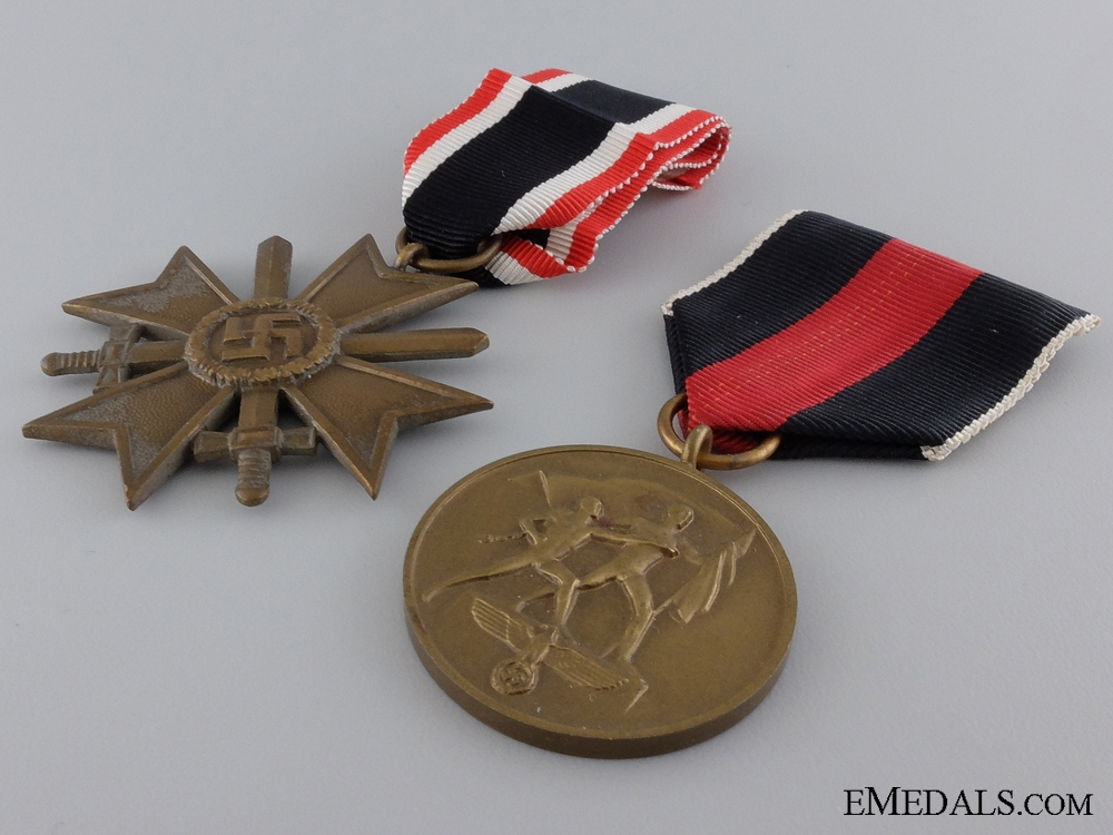 The Awards of Hans Legde; Observer & Zähringer Lion Recipient