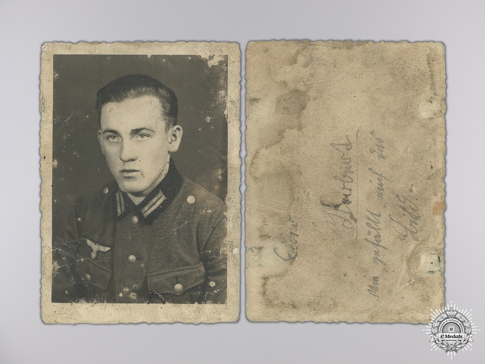 A Wehrpass to the 211st Grenadier Regt; Eastern Service & Awards
