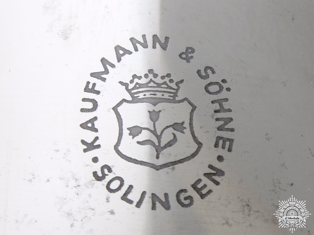 An NSKK Dagger by Heinrich Kaufmann & Söhne KG (Indiawerk), Solingen