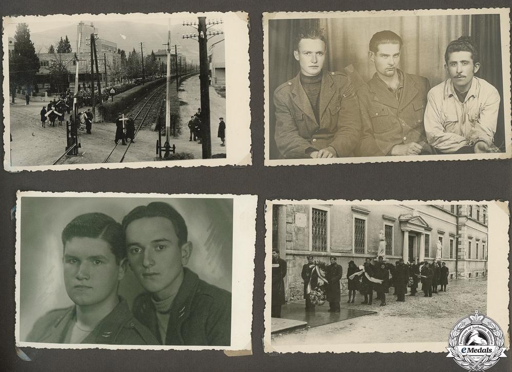 A Second War Croatian Air Force  Photo Album