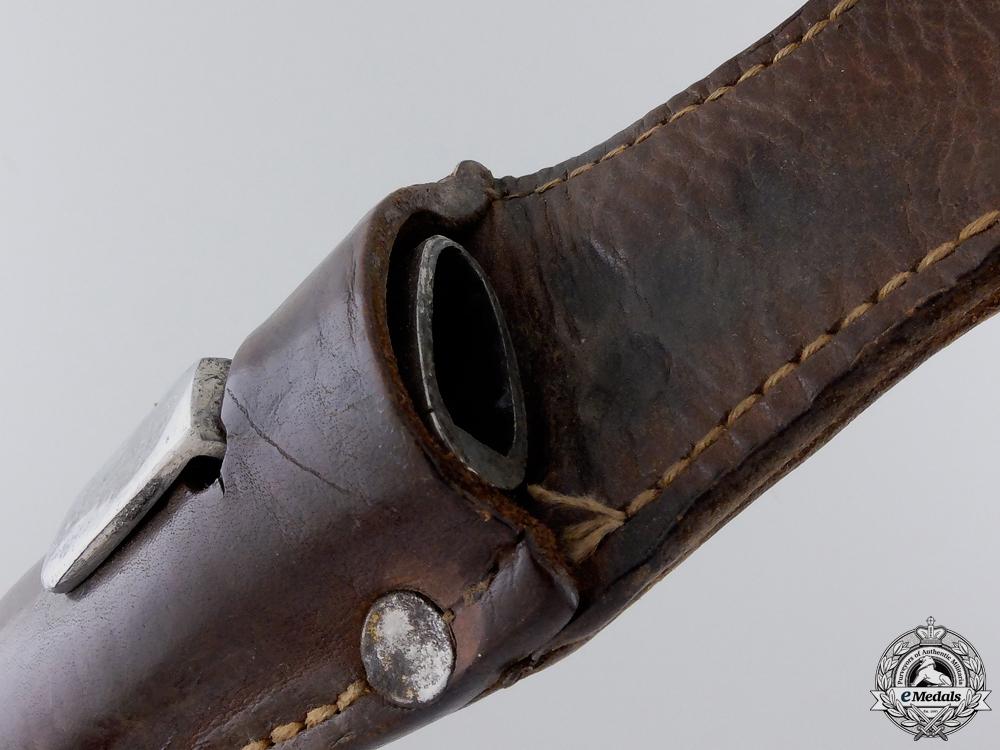 An Army (Heer) Dress Bayonet by Carl Eickhorn, Solingen