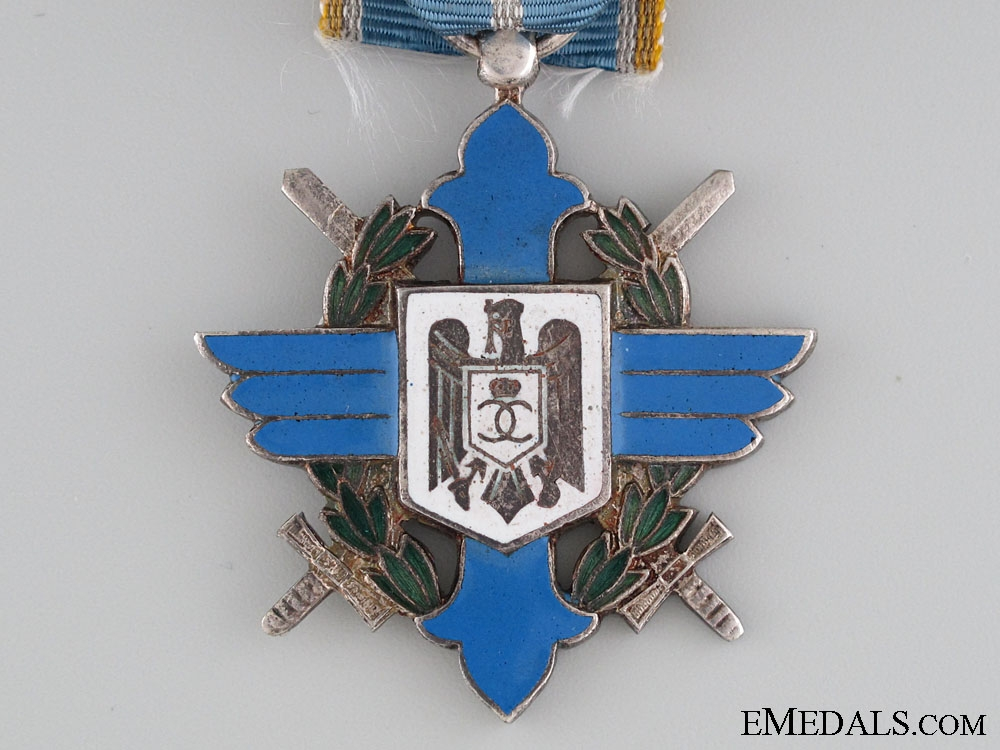 WWII Order of Aeronautical Virtues (Merit)