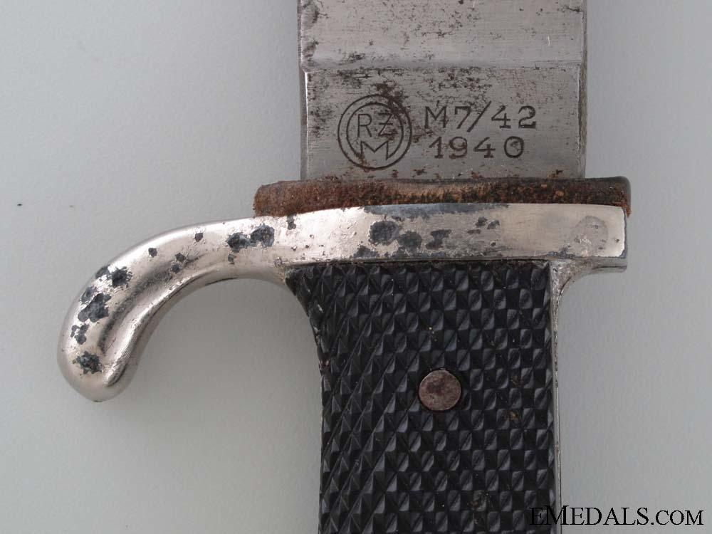 A HJ Youth 1940 RZM M7/42 (WKC)