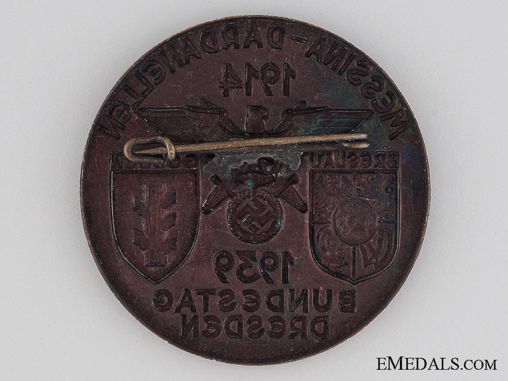 1914-1939 Veteran's Commemorative Badge