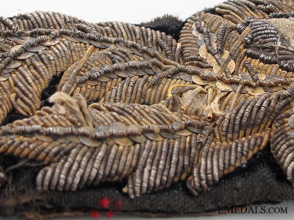 A Victorian Gordon Highlander's Officer's Belt
