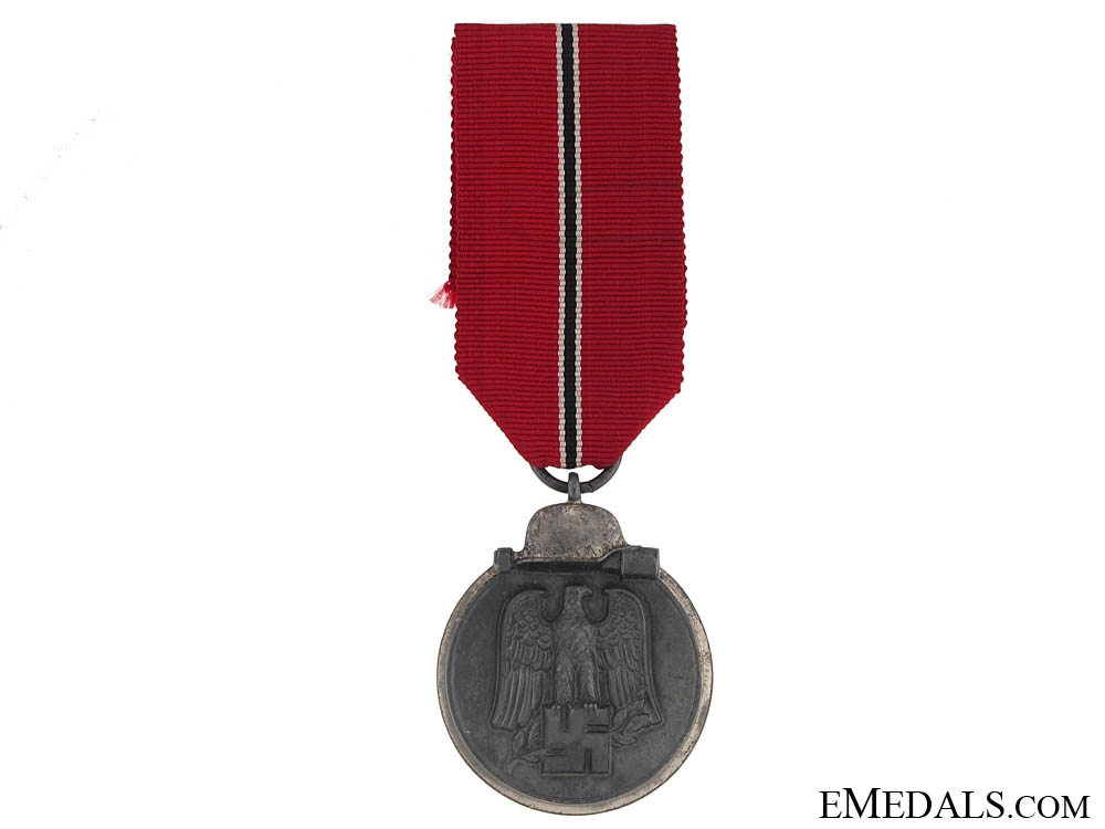 East Medal & Award Document
