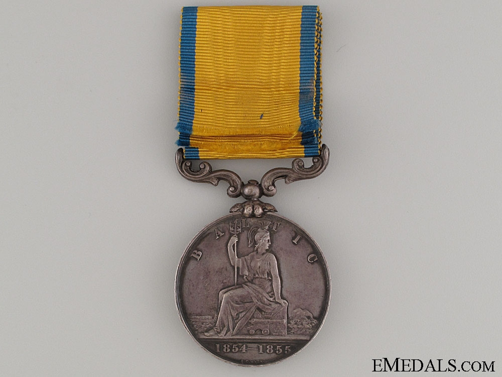Baltic Medal 1854-1855