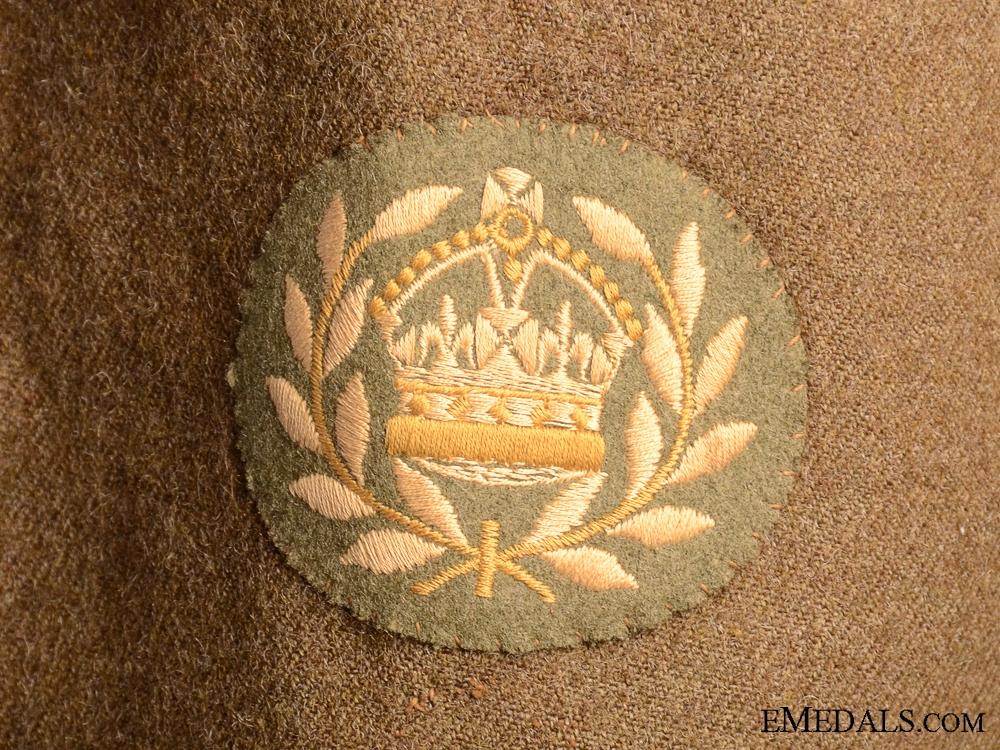 WWII 48th Highlanders of Canada Battledress Blouse