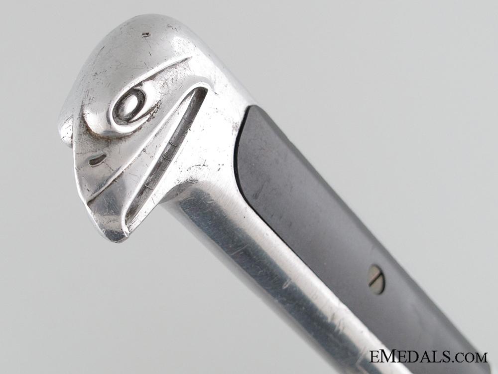 Italy, Kingdom. WWII Italian Army Officer's Dagger