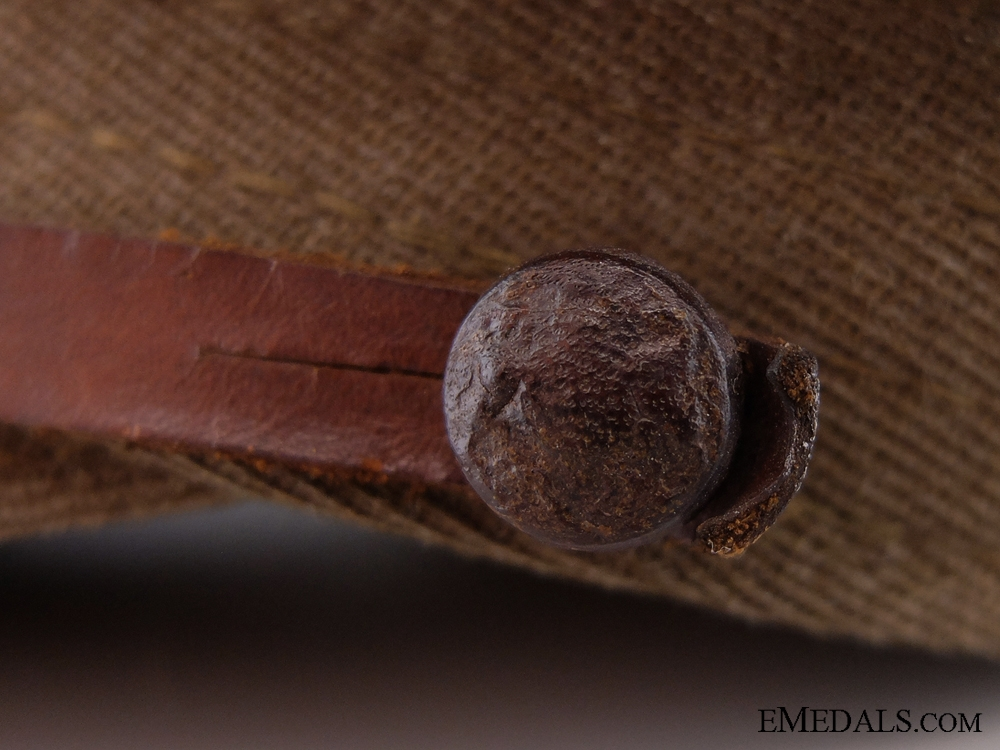 A First War Canadian Trench Cap 1918 by Schneiders & Sons