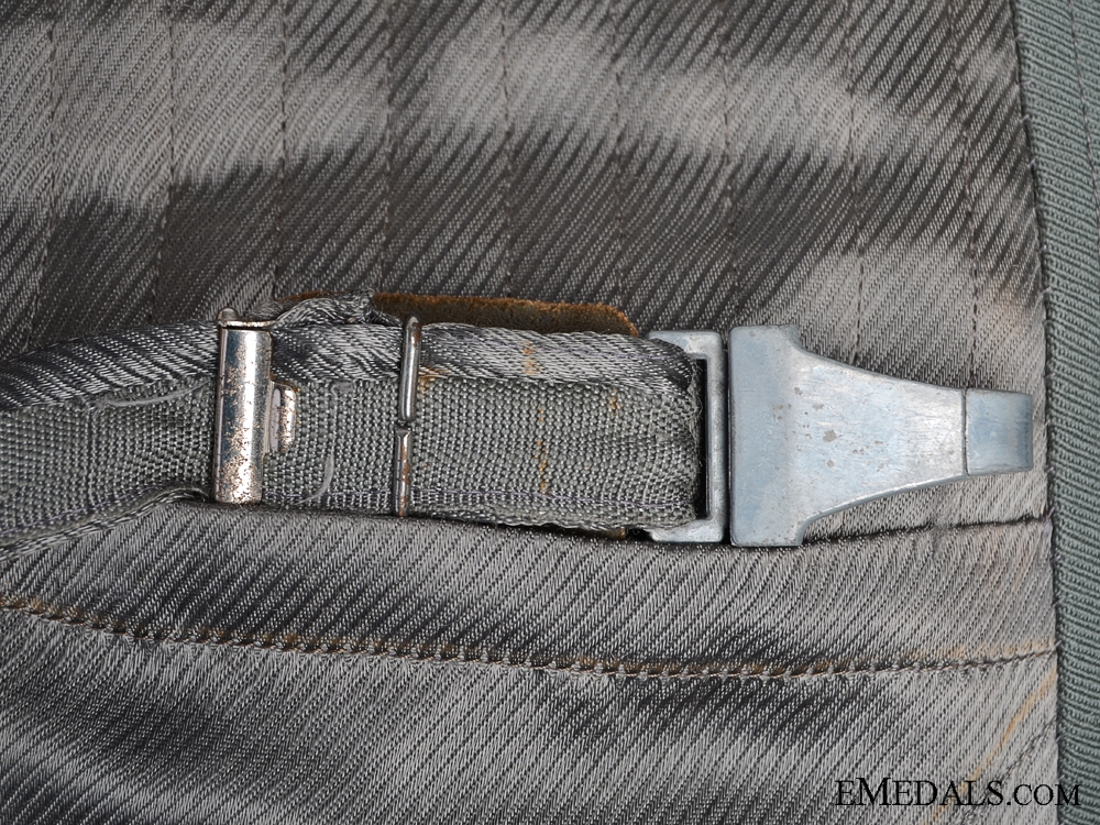 A Second War 25th Jäger Regiment Hauptmann's Dress Tunic  Consign: 6