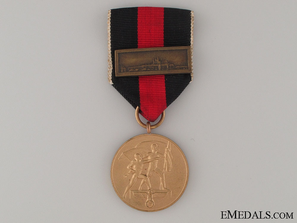 Commemorative Medal October 1. 1938