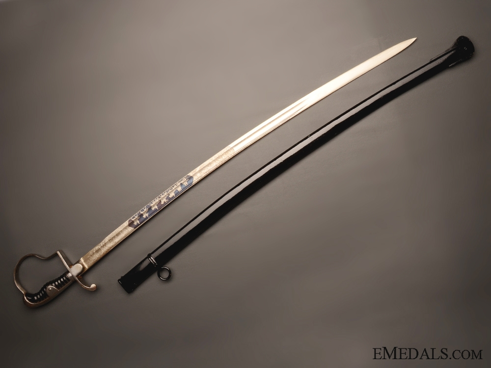 1st Guards Field Artillery Regiment Sword