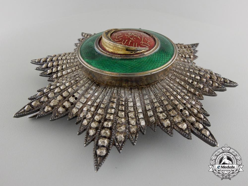 A Turkish Order of Osmania (Osmanli); Grand Cross
