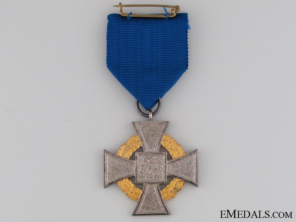 Faithful Service Decoration - 50 Year