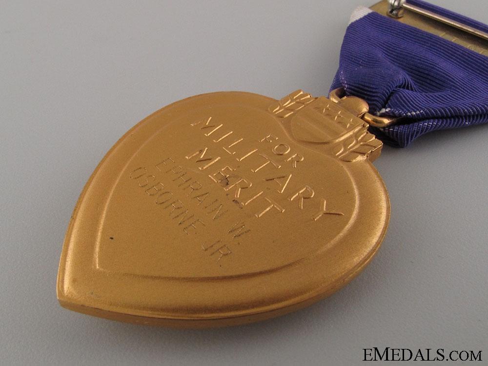WWII Purple Heart - Named