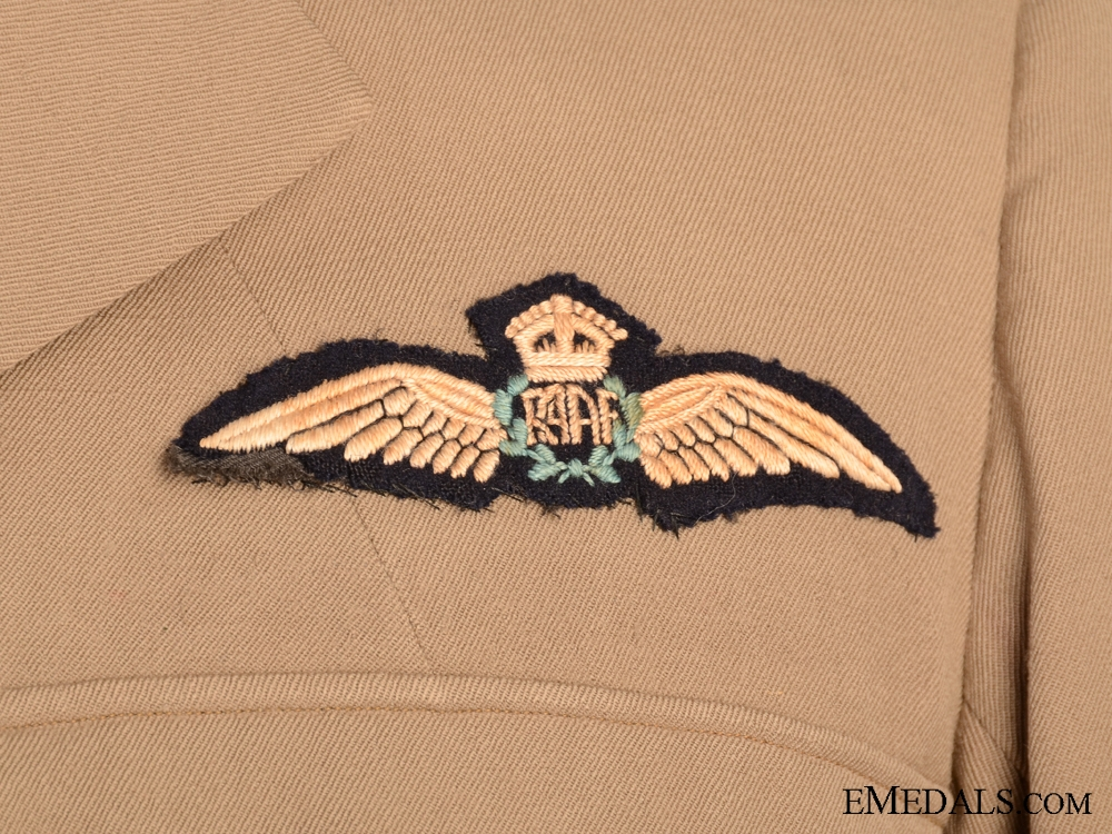WWII Royal Australian Air Force Dress Tunic