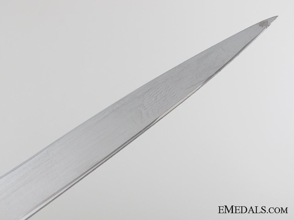 WWII Italian Army Officer's Dagger