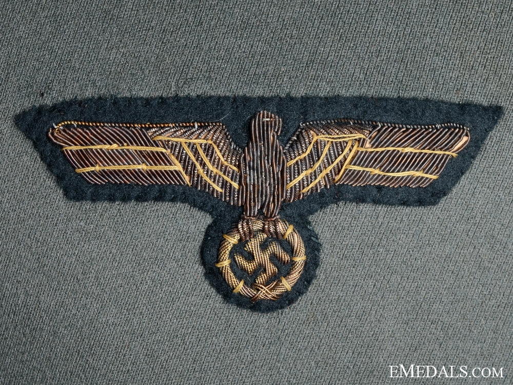 The Uniform of Wehrmacht Generalmajor Josef Gerstmann