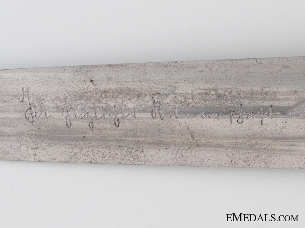 Name Only Ground SA Roehm Dagger by Eickhorn