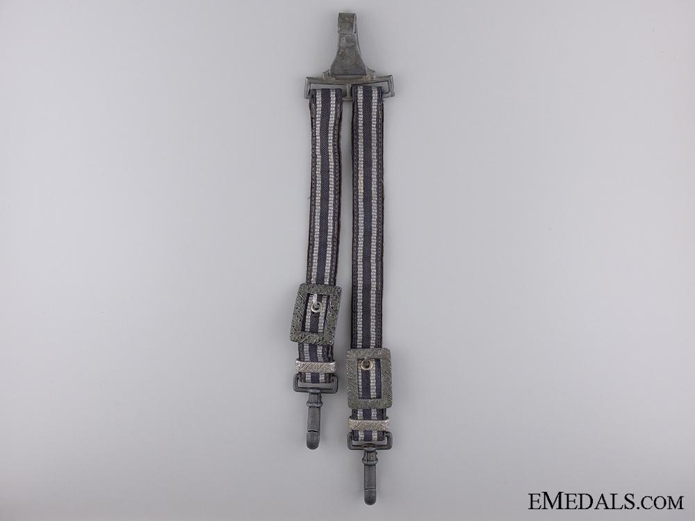A 2nd Pattern Luftwaffe Dagger by C. Gustav Spitzer KG, Solingen
