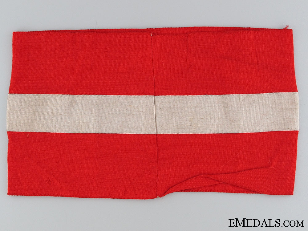 An Early War HJ Armband