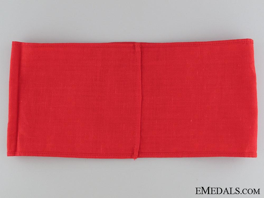 WWII German SA Cotton Armband