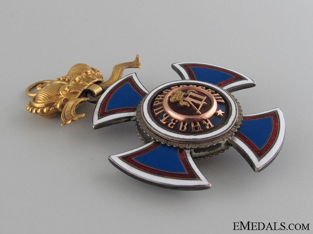The Order of Danilo by V.Meyer c.1900